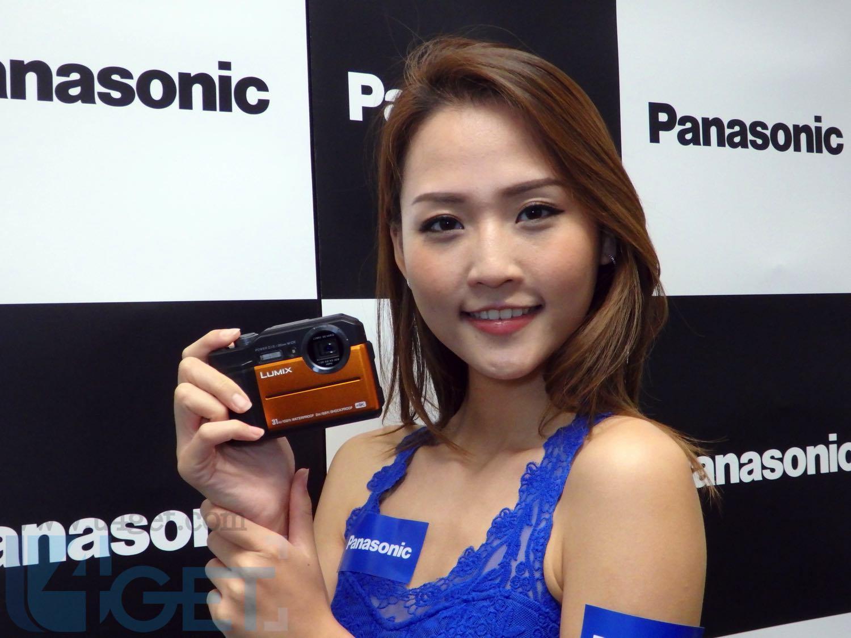 31 米防水兼具縮時攝影影星軌  Panasonic LUMIX TS7 全面五防相機