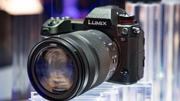 Panasonic 首部全片幅無反相機   LUMIX S1R / S1 擺脫 4/3 宿命
