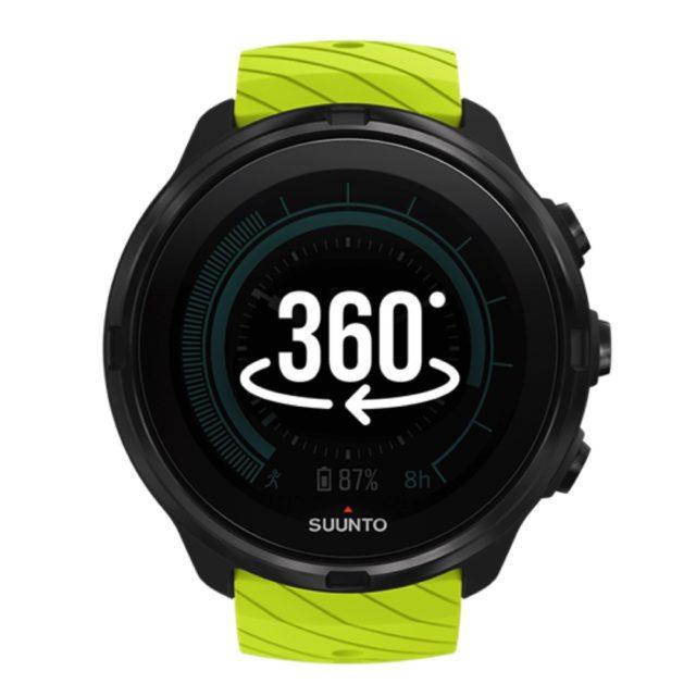 全新 Suunto 9 (輕量版)登場 飛走氣壓計平二千更抵玩