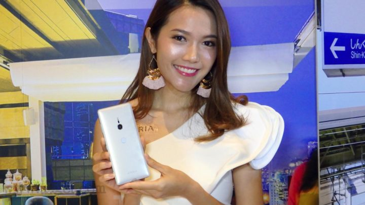 Sony Xperia XZ3 登場  體感影相單手 snapshots 夠方便