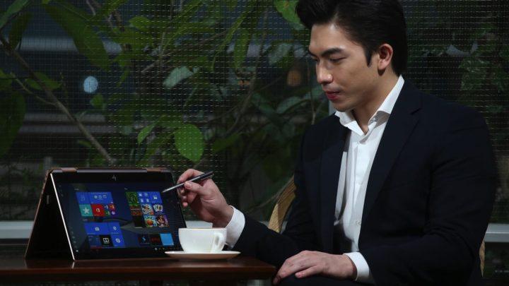 全球最長電池續航力  HP Spectre x360系列手提電腦