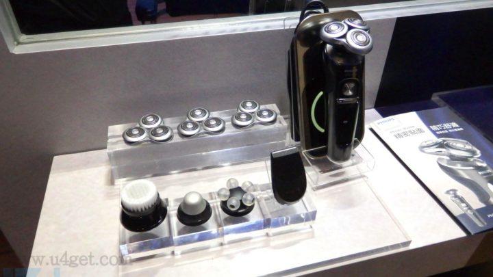 電鬚刨都要有無線充電  Philips S9000 Prestige 電鬚刨