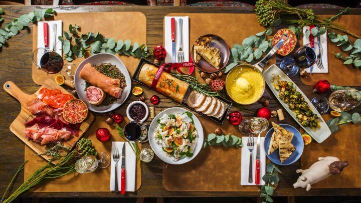 聖誕節餐廳集結!  美酒佳餚、健康甜品討歡心
