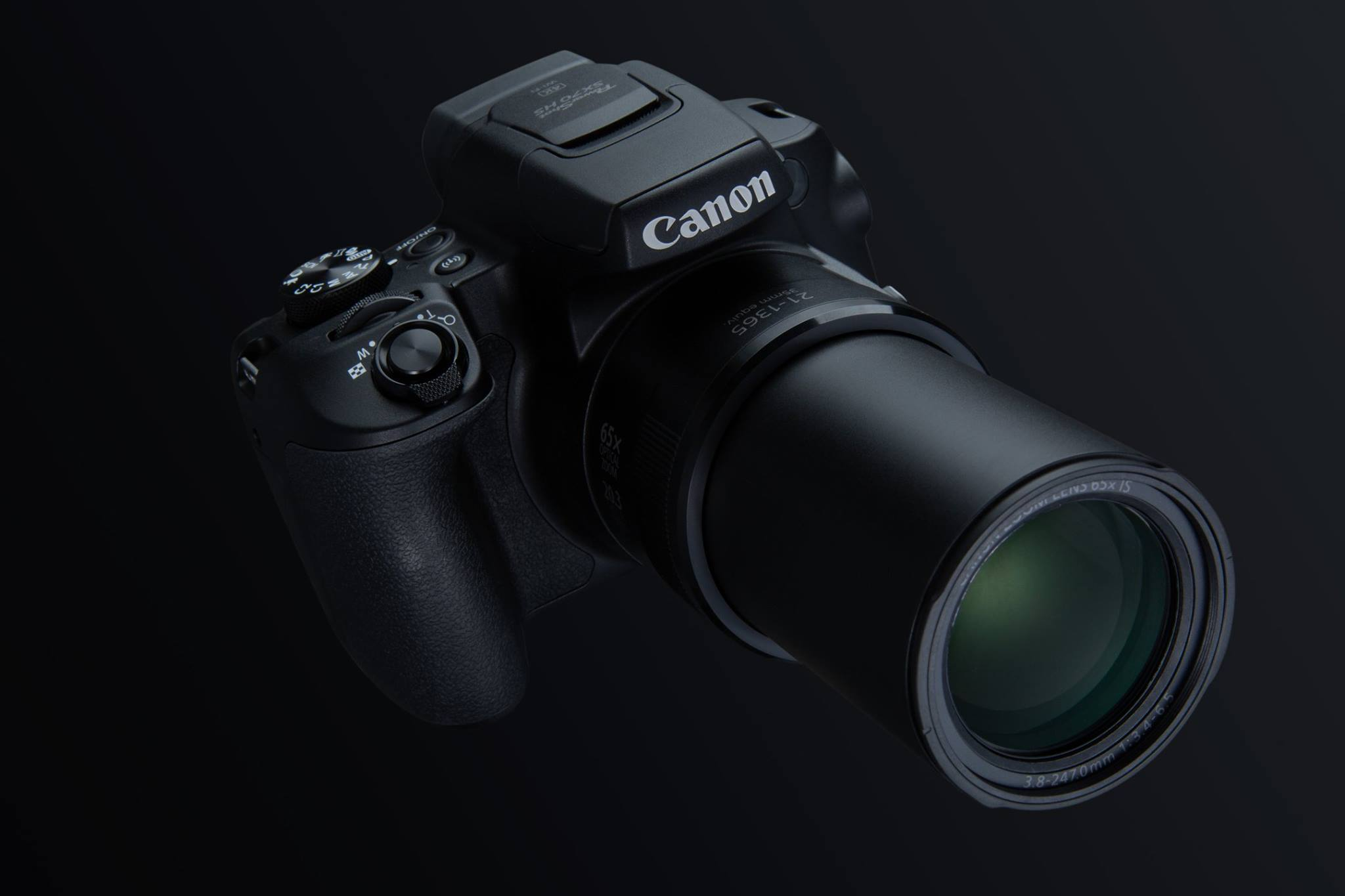 Canon Launches New PowerShot SX70 HS Digital Compact Camera