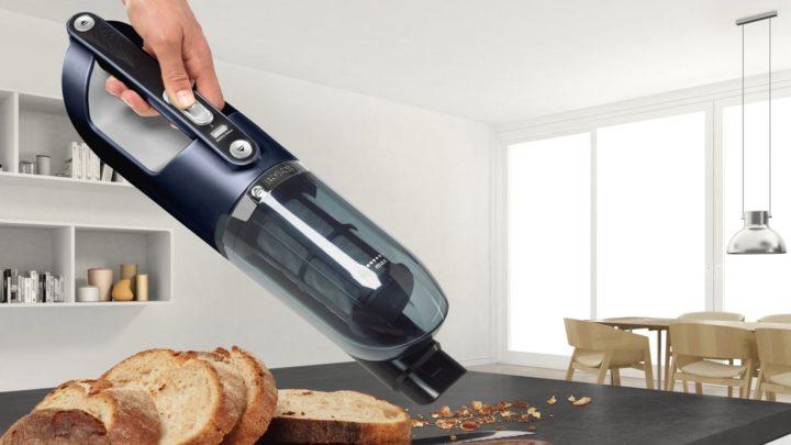 配件一體收納夠慳位  Bosch Flexxo 2 合 1 無線吸塵機