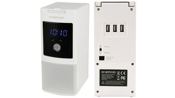 AA 電池源源不絕? 閃燈救星 Eneroid Plus 自動充電塔