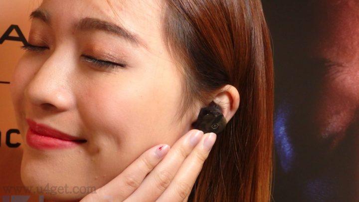 10mm 鈹金屬驅動單元 Master & Dynamic MW07 真無線耳機