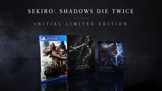 獨臂之狼潛身戰國  《 SEKIRO: SHADOWS DIE TWICE 》下年 3 月發售