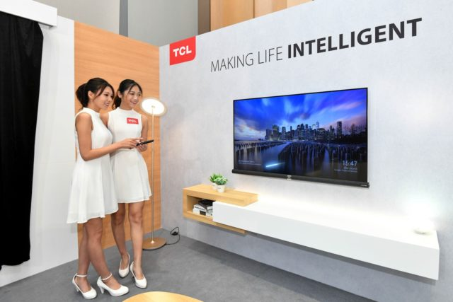 HDR 10 + 內置 Android TV TCL 推出全新 C6 系列 AI 4K 電視