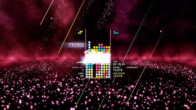 11 月 1 日 PlayStation Store 限定 《 Tetris Effect 》限時免費試玩版