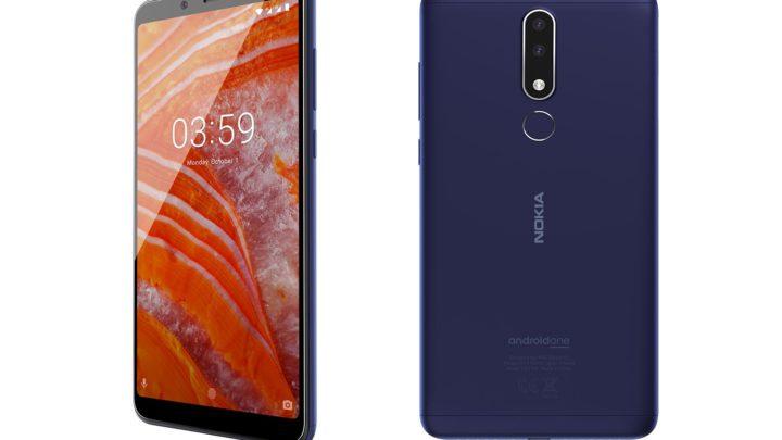 Nokia 3.1 Plus 繼續走平民路線  6 吋屏幕配雙主鏡頭賣 HK$1,688