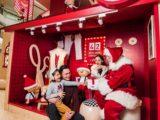 ifc「 Santa Academy 」正式開學 開班授徒教做聖誕老人發掘聖誕精神