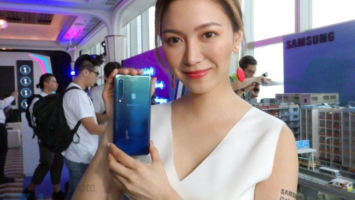 全球首創四後置鏡頭  Samsung Galaxy A9 賣 HK$3,998 抵玩之作
