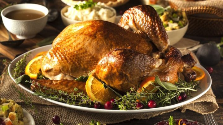 感恩節當然要食火雞! 精選香港火雞套餐任你㨂