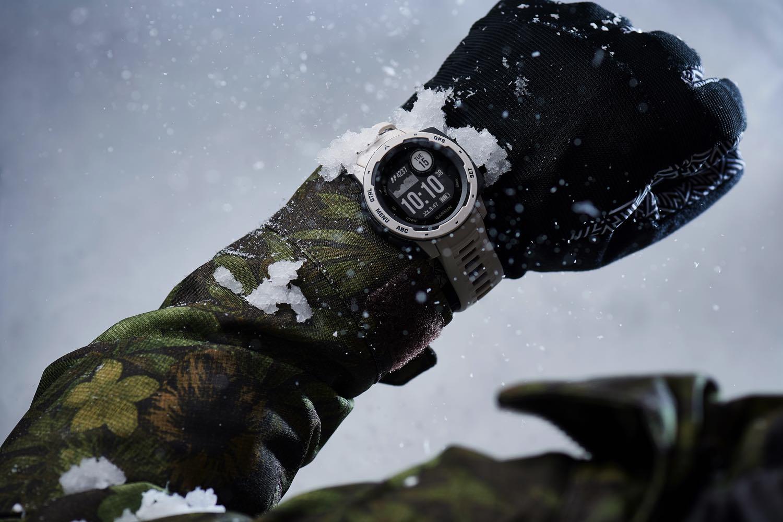 美國軍用標準智能手錶  Garmin Instinct 跳出運動框框