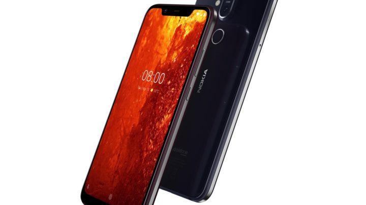 Nokia 8.1 輕旗艦登場 蔡司光學認證鏡頭配防震夜攝賣 HK$3,388