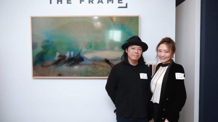 900 件藝術作品日日轉  電子畫框 Samsung The Frame 2.0