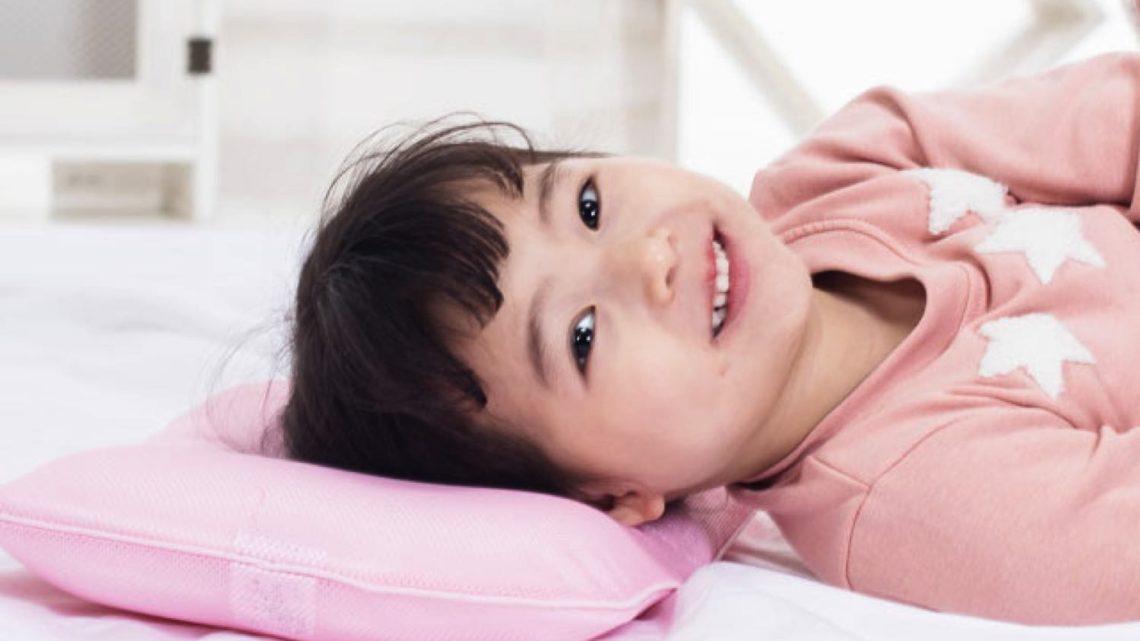 預防頭型變形的專利認證  韓國嬰兒專用枕頭 GIO Pillow