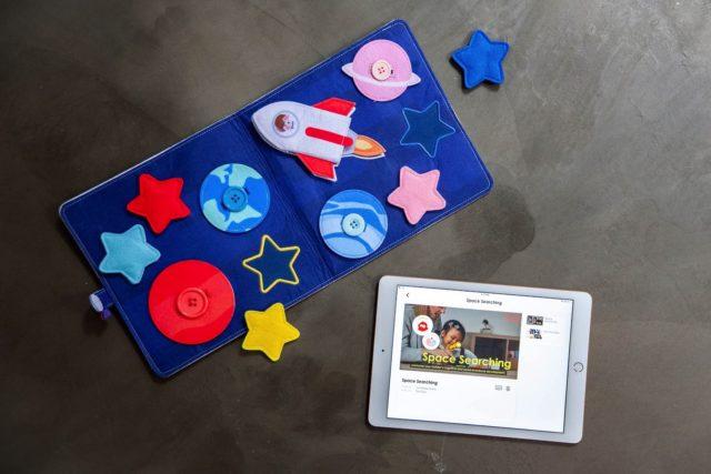 融合訂造課程玩具 LEARNING TIME 專注四大幼兒發展領域