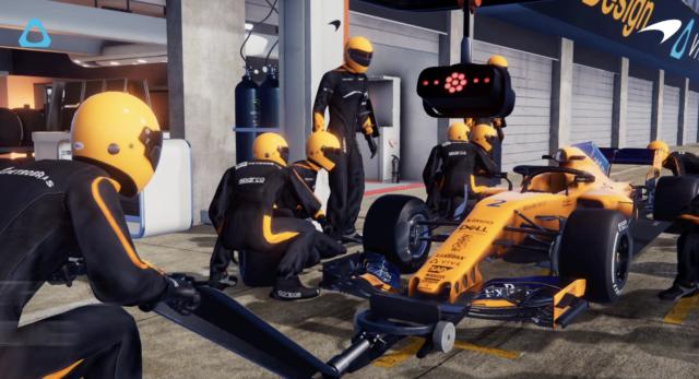 咁玩賽車先夠型!  VIVE Pro McLaren 限定版抵港賣 HK$14,999