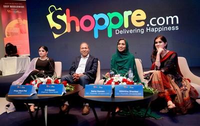 兩位女企業家獨創的ShoppRe.com方便全球消費者從印度商店購物