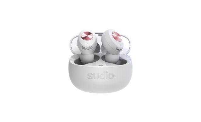 SUDIO 石墨烯驅動真無線耳機 Tolv 播歌 7 小時夠長氣