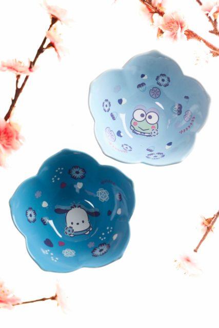 7-Eleven 聯乘 Sanrio  換購十款花形陶瓷碗 / 花形立體托盤