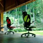 日本國寶設計師奧山清行力作  法拉利級辦公室座椅 Inaba Xair