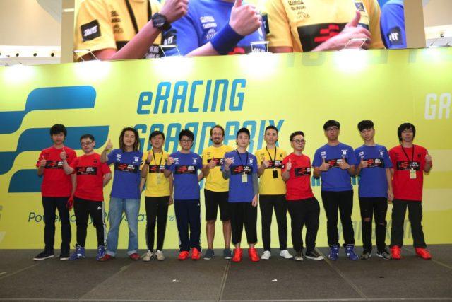 「 香港電競格蘭披治大賽 」總決賽 最後 12 強終極對決