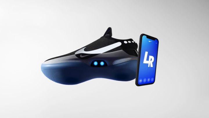 全新智能波鞋登場  Nike Adapt BB 籃球鞋自調最佳舒適度