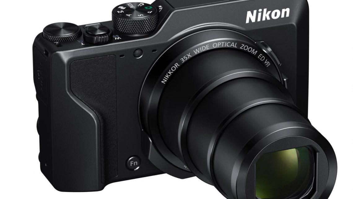 the new Nikon COOLPIX A1000 and COOLPIX B600 digital compact camera