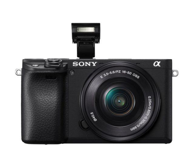 Sony α6400 淨機開價 HK$7,290 預訂送電、送卡兼送收音咪