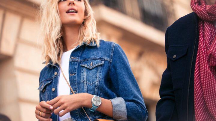 Garmin vívomove HR 觸控式新錶  全新五色方便襯跑衫