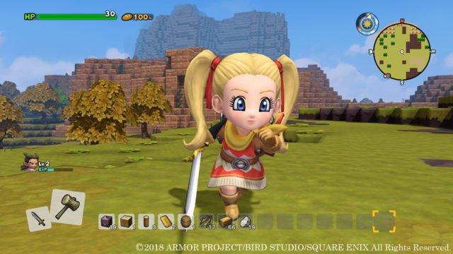 《 勇者鬥惡龍 創世小玩家2 破壞神席德與空蕩島 》 繁體中文版發佈免費體驗版