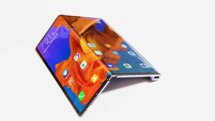 華為都推摺機?  5G 摺屏手機 HUAWEI Mate X 現身 MWC 2019
