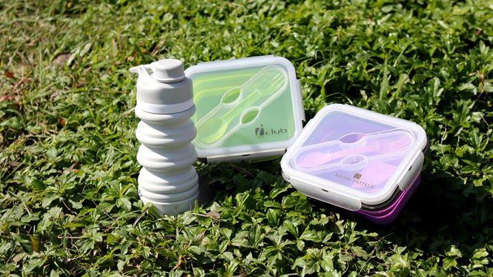 渣打香港馬拉松嘉年華 2019  義賣環保水樽 / 食物盒助世界自然基金會