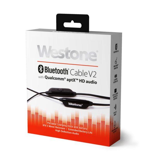 二代 MMCX 藍牙線登場 Westone Bluetooth V2 Cable