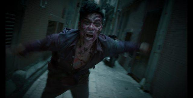 黃一飛扮《 RESIDENT EVIL 2 》拍宣傳片 奇招搞掂喪屍企定定