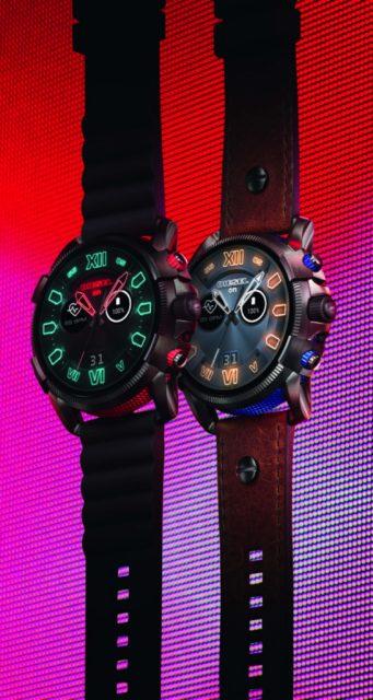 2019 年春季腕錶系列 DIESEL Full Guard 2.5 智能手錶