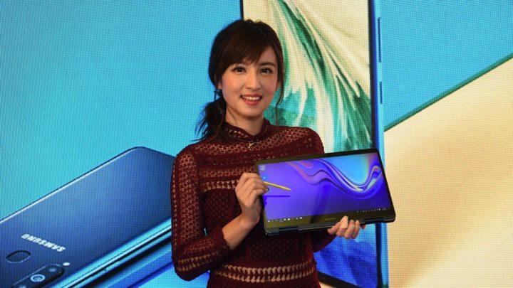 S Pen 伸延入手提電腦  Samsung Notebook 9 Pen 手寫萬歲