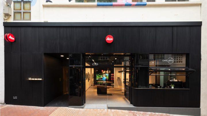 Leica 銅鑼灣專賣店正式登陸香港 嘆咖啡欣賞本地大師名作