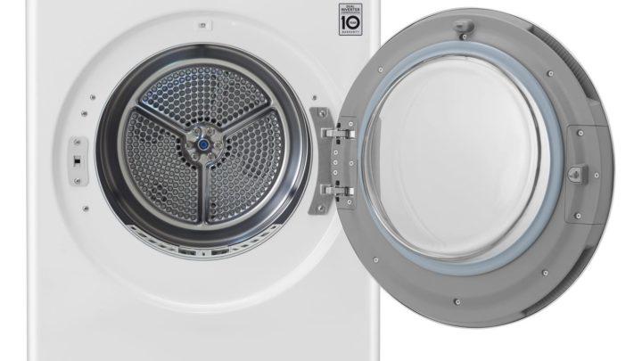 潮濕天氣洗衫難乾   全新雙迴轉變頻熱泵乾衣機 LG WF-DT90TW