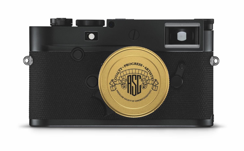 收藏家必買! Leica M10-P ASC 100 Edition 美國電影攝影師協會百年紀念版