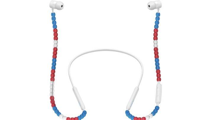 Beats by Dr. Dre 聯乘 sacai 推出珠子設計 BeatsX sacai 特別版耳機