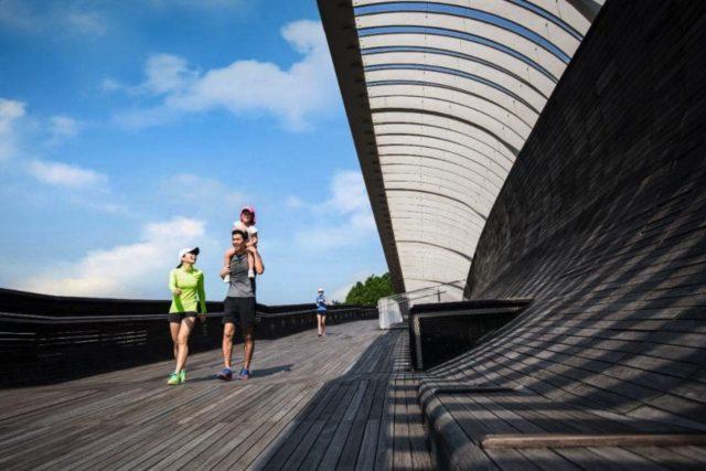 新加坡 旅遊局召集 Action Seeker 「 長跑夫妻 」挑戰獅城戶外體驗