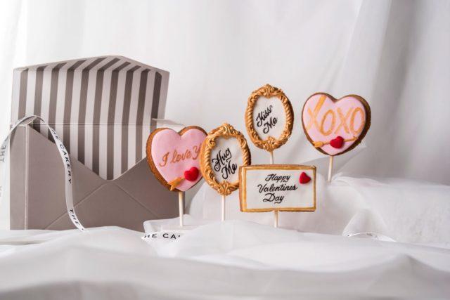 影相打卡晒愛恩物 THE CAKERY 甜點表達甜蜜愛意