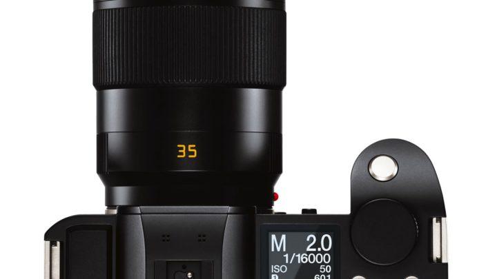 Leica SL 新定焦鏡頭 APO-Summicron-SL 35 mm f/2 ASPH. 登場