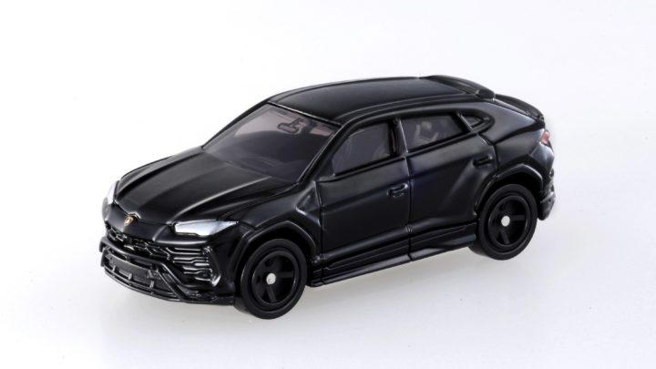 TOMICA 全新行貨新車抵港  Lamborghini Urus / TOYOTA HIACE 客貨車現身