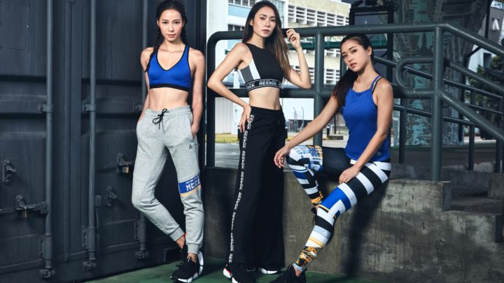 Reebok 推出 Meet You There Collection   全新女生專屬系列