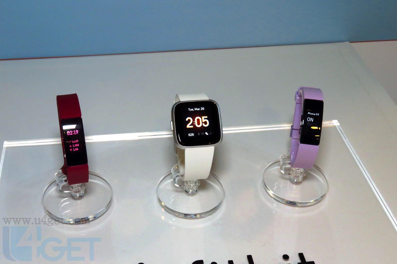 平價運動錶搶市場   Fitbit Versa Lite Edition / Inspire HR / Inspire 入門價開賣